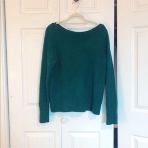 J. crew 100% merino wool sweater - like new